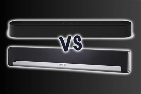 Sonos Beam vs Playbar: Which is the best Sonos sound bar?
