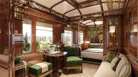 Venice Simplon-Orient-Express to get 3 new Grand Suites in