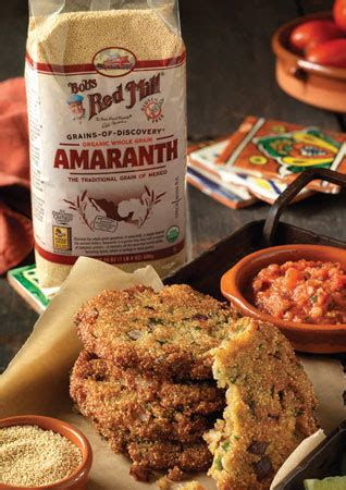 Discovering Ancient Grains: What is Amaranth? - Food
