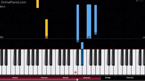 Alan Walker - All Falls Down - EASY Piano Tutorial - YouTube