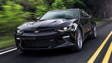 Chevrolet Camaro 2019 pricing and specs confirmed - Car