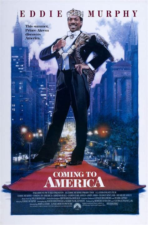Coming To America Sequel In Theaters 2019