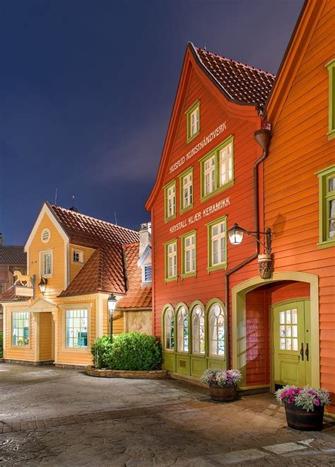 All About Norway in Epcot's World Showcase - Disney