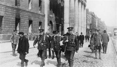 1916's Easter Rising transformed Great Britain as well as