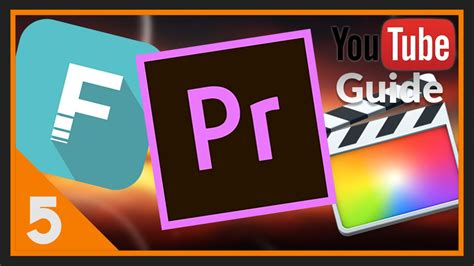 YouTube Guide: Best Video Editing Software (Free/Paid