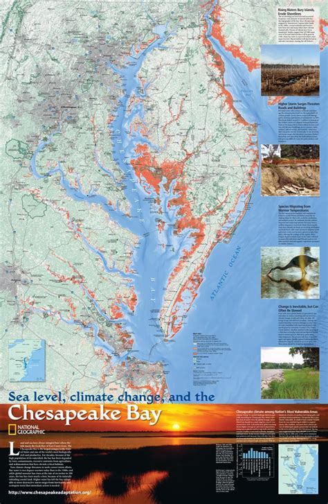 Sea Level, Climate Change, and the Chesapeake Bay