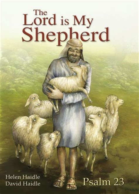 Psalm 23 - The Lord is My Shepherd - Pocket book | Seed