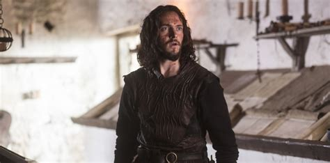 Interview: George Blagden Talks 'Vikings' Season 2