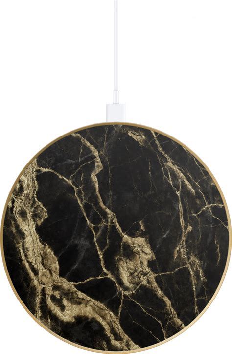 Ideal GOLDEN SMOKE MARBLE FASHION QI CHARGER - Euronics