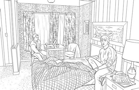 Supernatural: The Official Coloring Book   Book by Insight