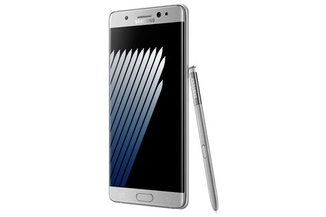 Samsung Unveils the New Galaxy Note7: The Smartphone That