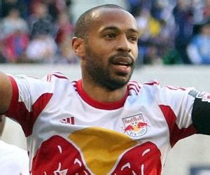 Thierry Henry Biography - Childhood, Life Achievements