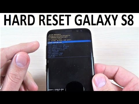 How To Reset Samsung Galaxy Note 8 - Hard Reset and Soft