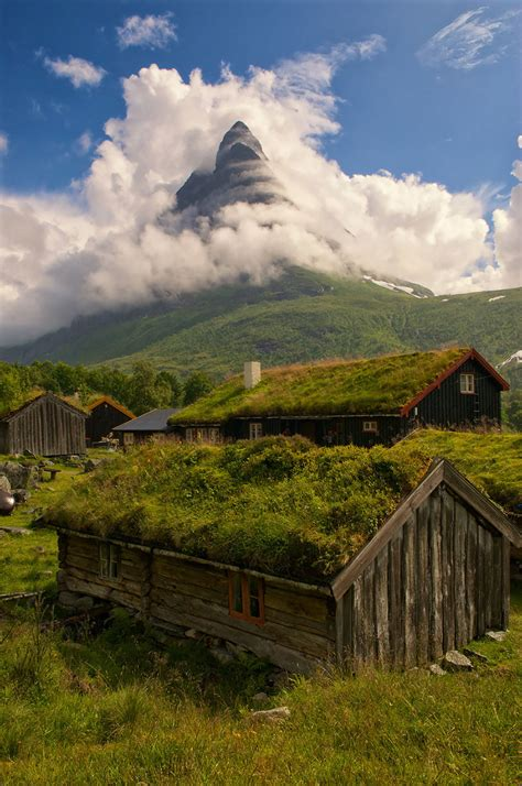 20 Pics Of Fairy Tale Architecture From Norway