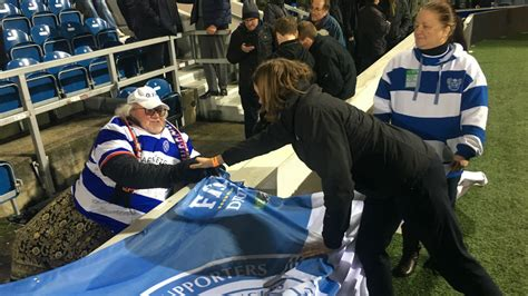 Queens Park Rangers: R's launch Disabled Supporters