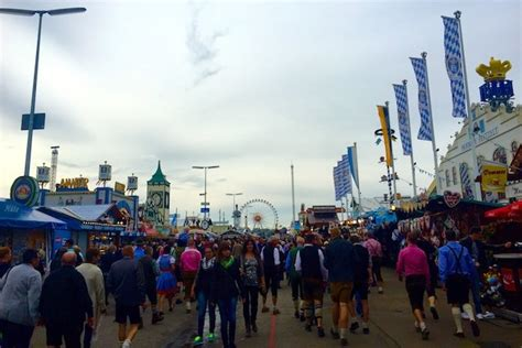 Munich, The OKTOBERFEST Experience | Simply Green