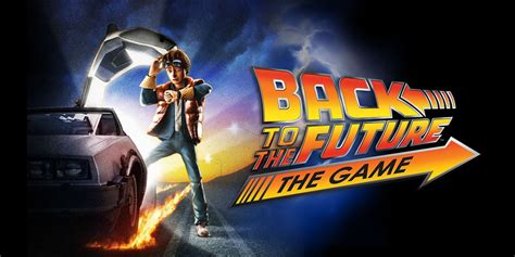 Back to the Future: The Game | Wii | Games | Nintendo