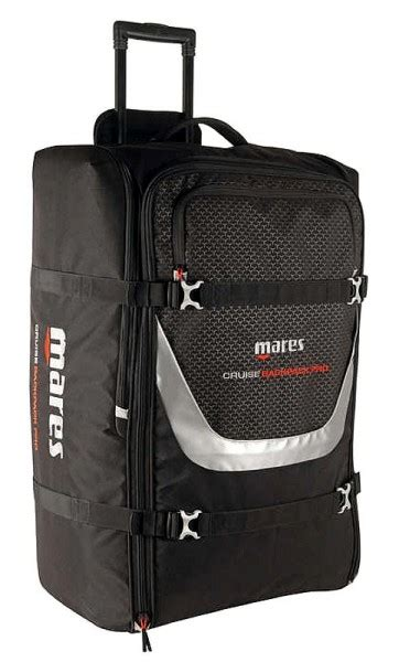 Mares Cruise Backpack Pro Taucher Trolley Rucksack Koffer