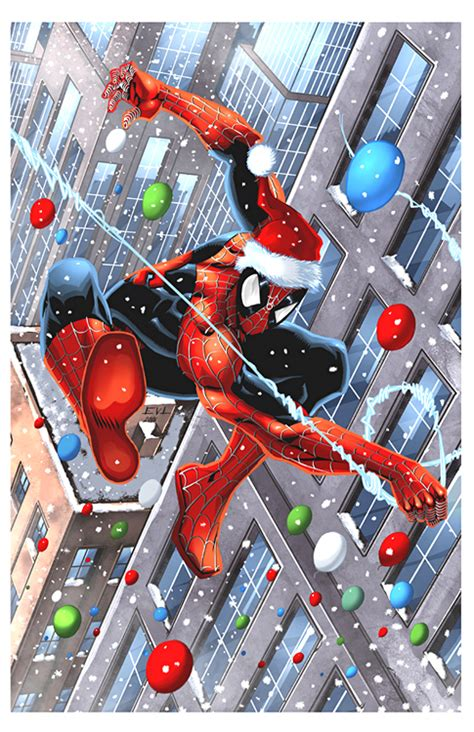 27 Marvel Super Hero Christmas Cards - Snappy Pixels