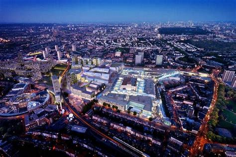 Westfield Shopping Centre London - White City Stores - e