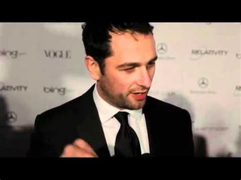 Interview with Matthew Rhys - YouTube