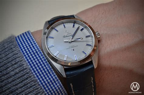 Review - The new Omega Globemaster fully explained with