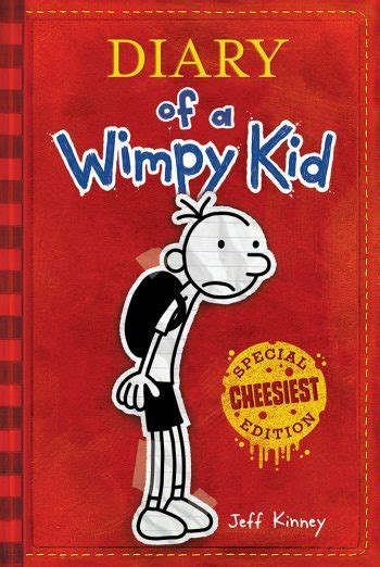 DIARY OF A WIMPY KID: SPECIAL CHEESIEST EDITION | Wimpy Kid