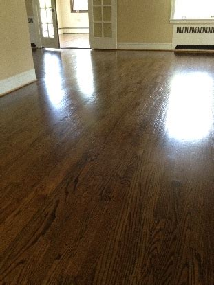 Red Oak with Jacobean Stain | Kashian Bros Carpet and Flooring