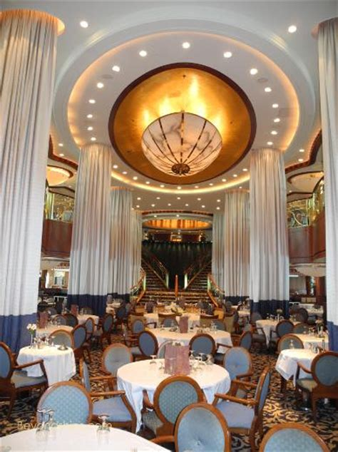 Radiance of the Seas - Photo Tour and Commentary - Dining