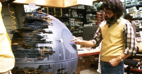 Behind The Scenes Photos From Star Wars Return Of The Jedi