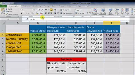 Kurs Excel 2010 odcinek 1 - Co to Excel? - YouTube