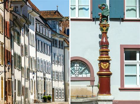 Basel, Switzerland--on Cathedral Hill | Anita's Feast