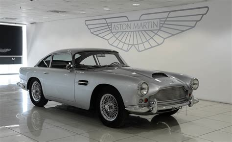 For Sale: Aston Martin DB 4 (1960) offered for GBP 645,000