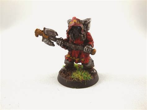 Analogue Hobbies: From DallasE: 28mm 40K Tech Priest