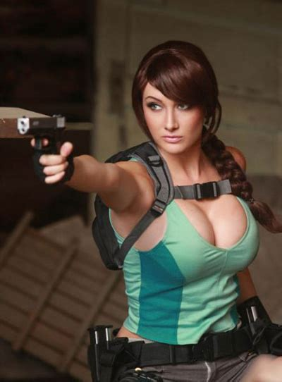 World's Hottest Video Game Cosplay Babes – Gamebug
