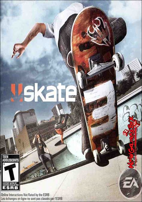 Skate 3 Free Download Full Version Crack PC Game Setup