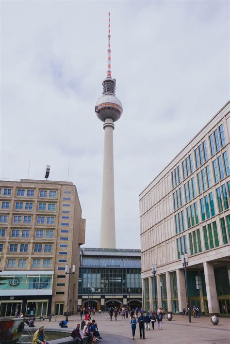 Review: Berlin TV Tower VIP Experience with Tinggly - The