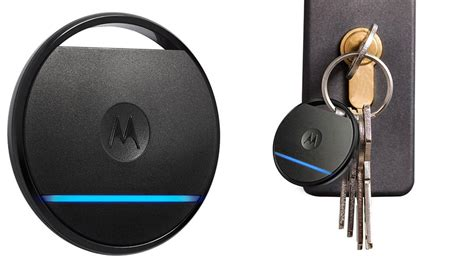 Motorola Connect Coin Bluetooth Key and Phone Finder now