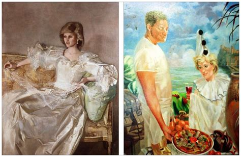 Royals on canvas: Unique royal family portraits in