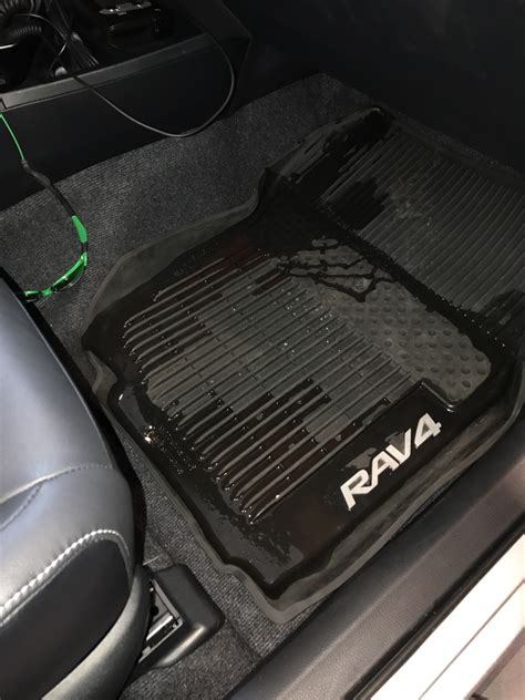Toyota RAV4 Hybrid Questions - Vehicle is leaking inside