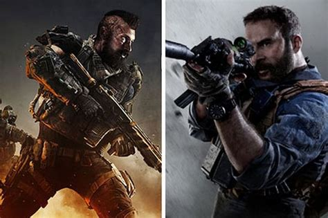 Call of Duty DOWN: Modern Warfare and Warzone Server