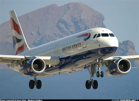 Airbus A320-232 - British Airways (GB Airways) | Aviation