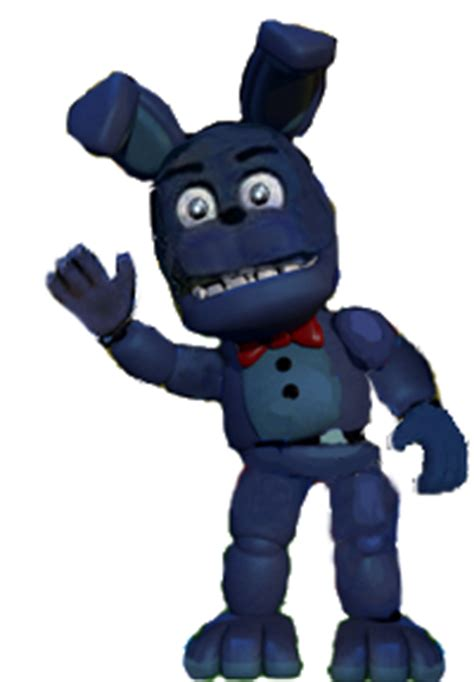 Adventure Unwithered Bonnie Full Body by PhysicFriend on