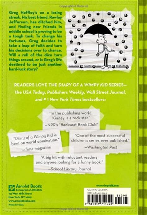 Diary of a Wimpy Kid: Hard Luck, Book 8 - Buy Online in