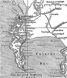 History of Cape Town - Wikipedia