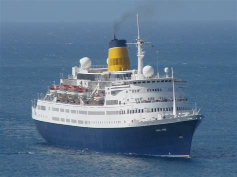 Saga Ruby to be Scrapped in India - Cruise Industry News