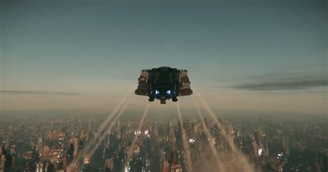 Star Citizen's fan convention introduced a planet-sized