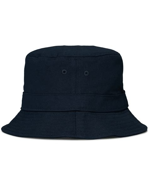 Barbour Lifestyle Cascade Bucket Hat Navy hos CareOfCarl