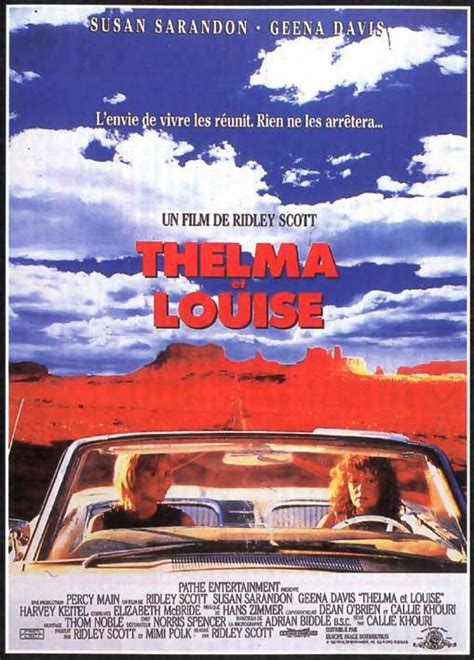 Cinema of the World: Thelma And Louise (Ridley Scott, 1991