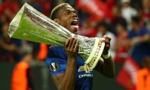 Europa League final: Ajax 0-2 Manchester United – player
